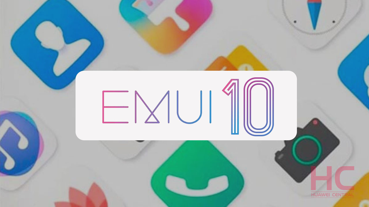 EMUI 10 based on Android Q will be unveiled at an August 2019 Huawei