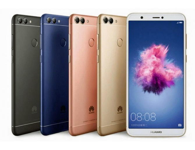 Huawei Enjoy 7S launches globally as Huawei PSmart ...