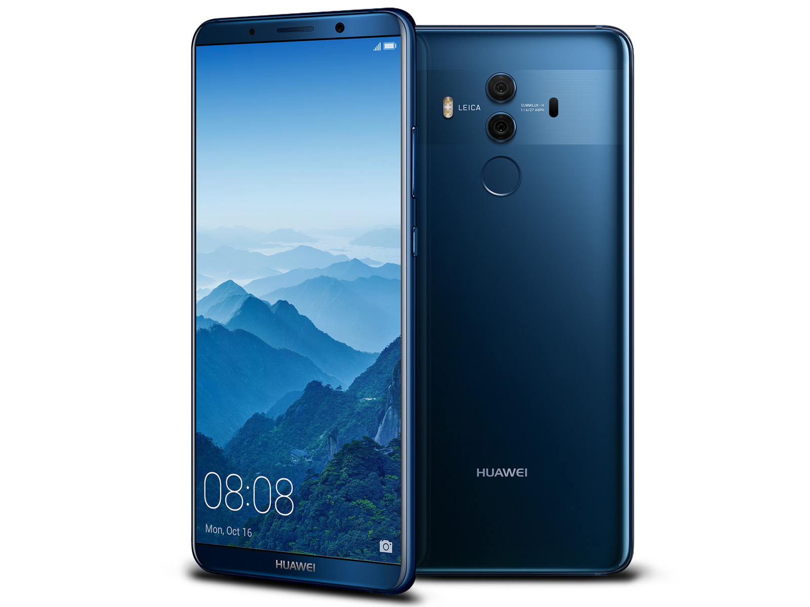 The Huawei Mate 10 Pro sees a temporary price cut
