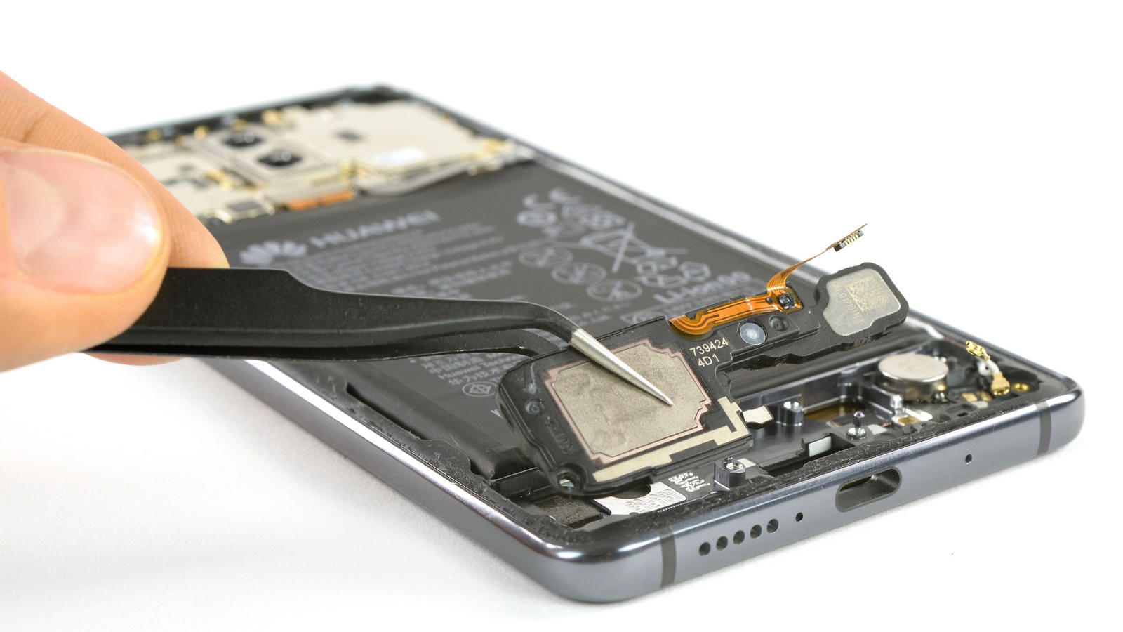Huawei Mate 10 Pro gets a 4/10 from iFixIt - NotebookCheck net News