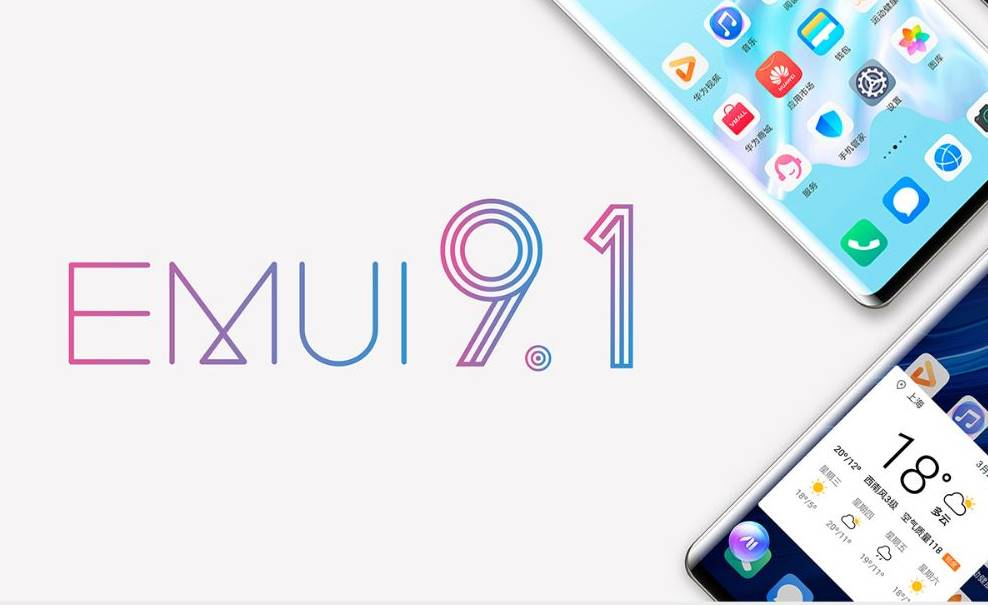 Huawei is rolling out EMUI 9 1 to Mate 20 Pro and Mate 20 X