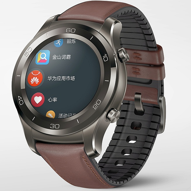 Huawei Watch 2 Pro now available in China