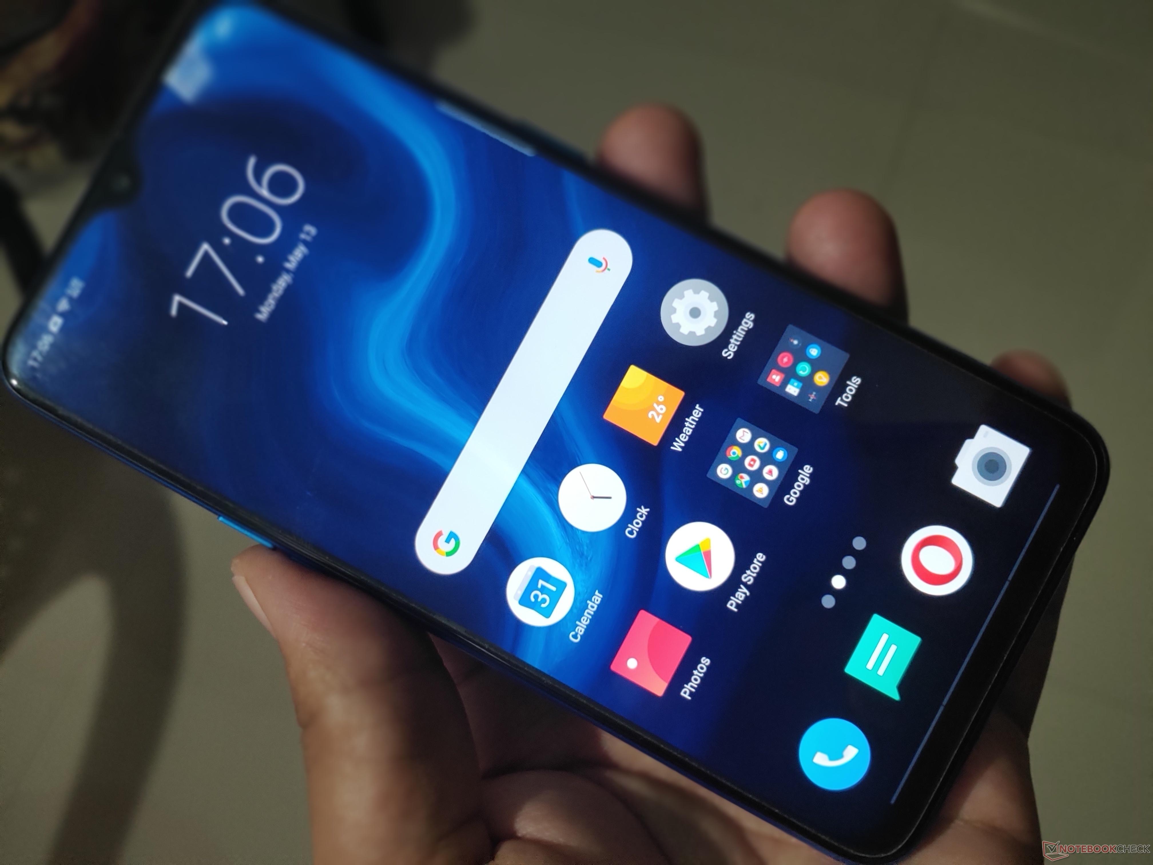 Realme U1 Smartphone Hands-on Review - NotebookCheck net Reviews