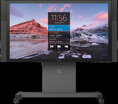 Microsoft Surface Hub 2 incoming