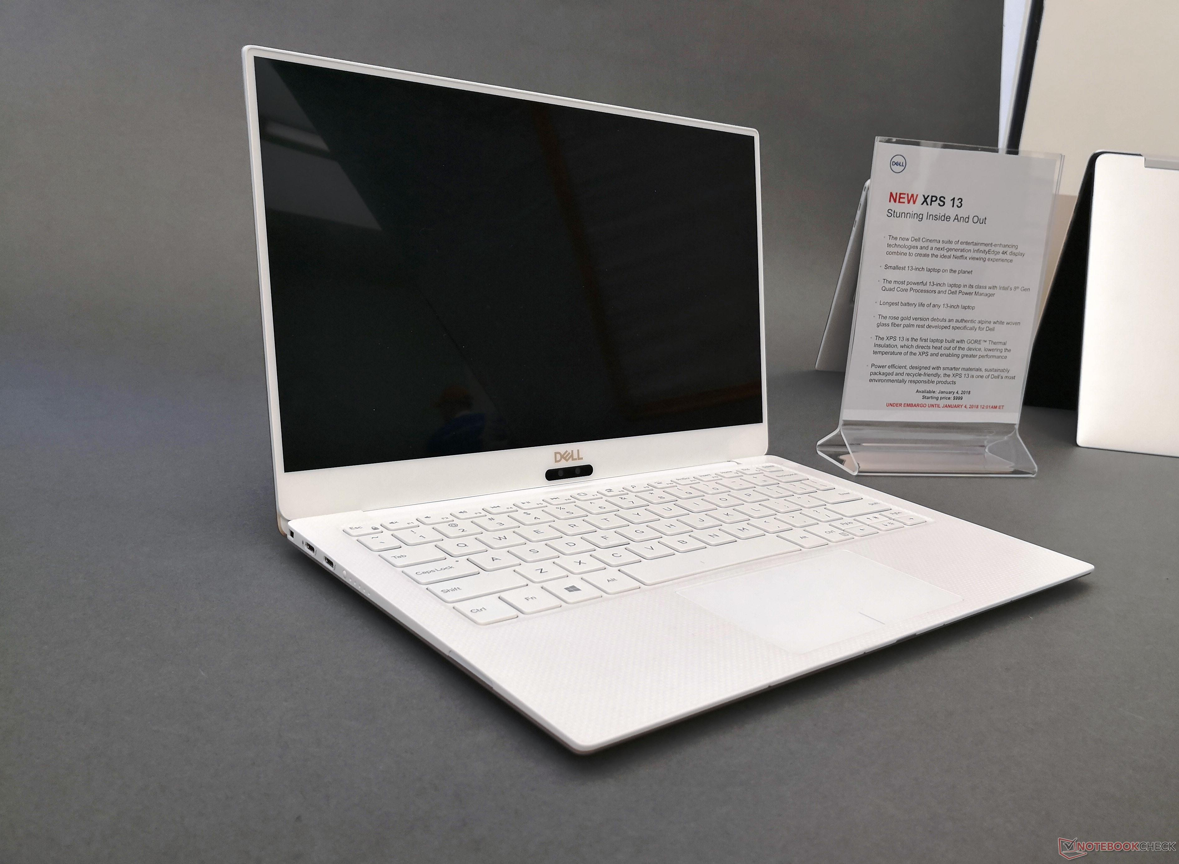 93d61e435c8 The Dell XPS 13 9370 is the full refresh we've been waiting for -  NotebookCheck.net News