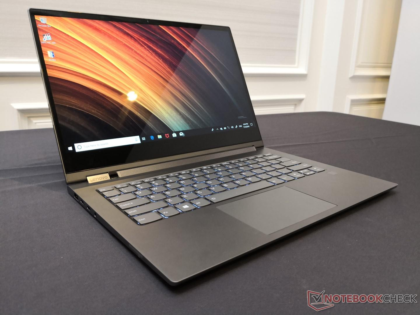 Watchband no more — Lenovo Yoga C930 convertible is ditching