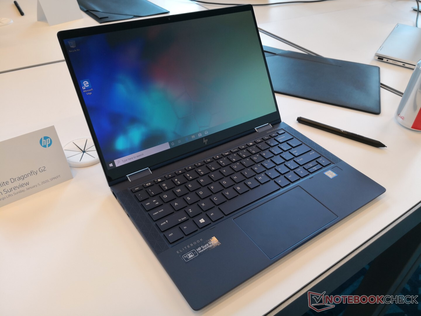 HP's Elite Dragonfly Laptop Is Getting A Serious Security Update