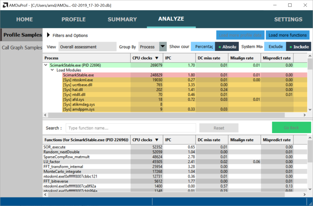 Amd Announces Mprof 3 0 A Free Tool To Optimise Apps For Amd Processors Notebookcheck Net News