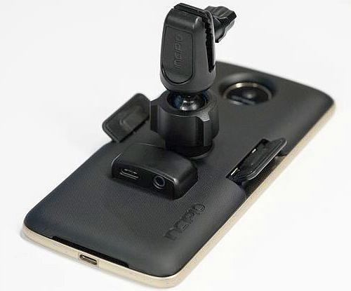 Incipio announces Moto Mod smart car dock - NotebookCheck.net News
