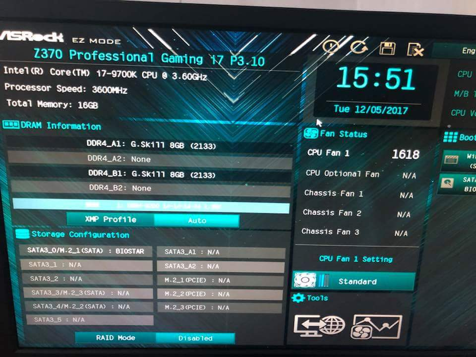 Intel Core i7-9700K shown to hit 5 5 GHz on all cores on water