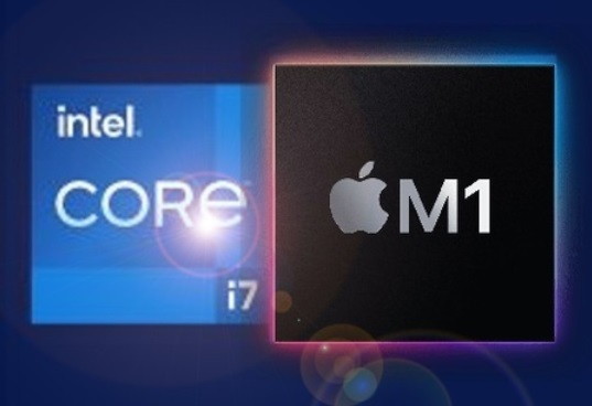 Business news  news latest news  business updates M1 PassMark promotion over Intel Core i7-11700K clarifies the damage Apple Silicon has done to Rocket Lake thumbnail