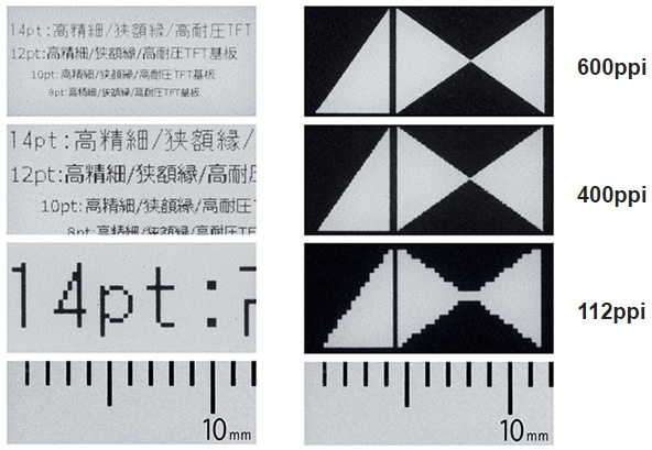 Japan Display Announces 600 Ppi E Ink Display