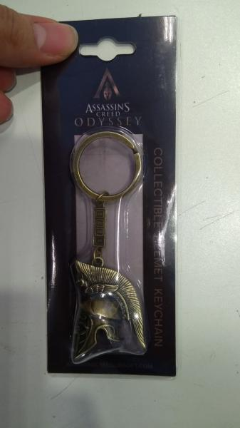 Ancient Greek-themed keychain. (Source: JeuxVideo-Live)