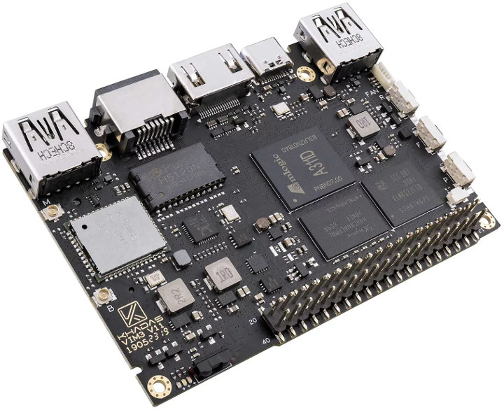 Khadas VIM3, the Raspberry Pi rival, launches for US$99 99 with an