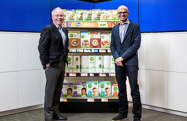 Microsoft teams up with Kroger to pilot two connected experience stores -  NotebookCheck.net News