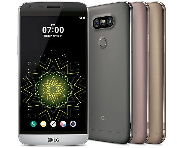 LG G5 on AT&T finally gets Android Nougat