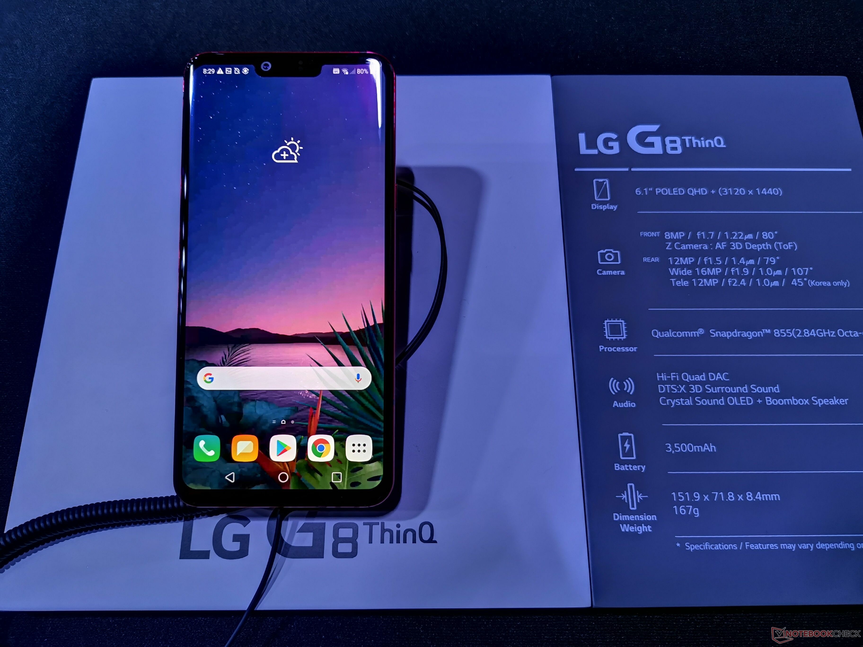 LG G8 ThinQ and G8s ThinQ offer a host of engaging