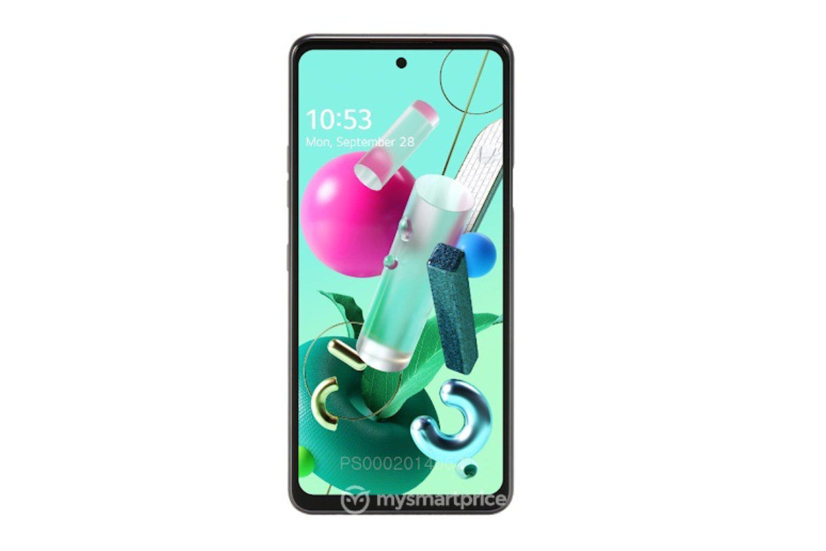 LG Q92 5G listed on Google Play Console