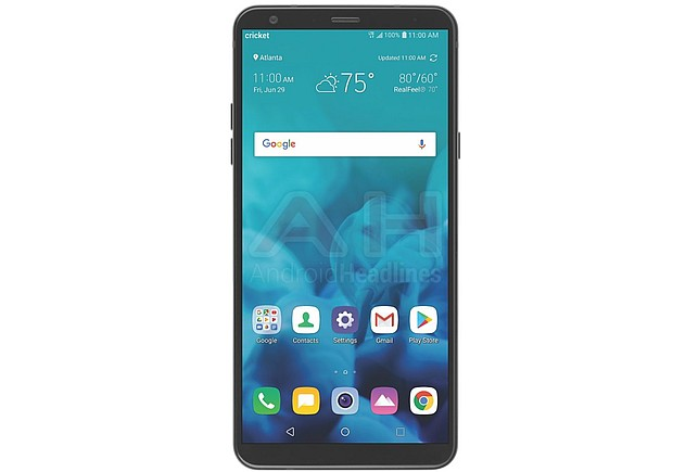Mid-range LG Stylo 4 phablet with stylus allegedly in the