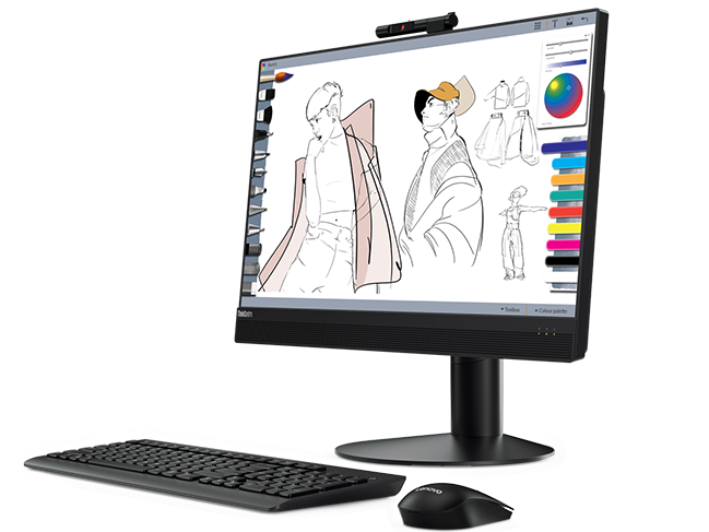 Lenovo ThinkCentre M920z All-in-One Desktop Review