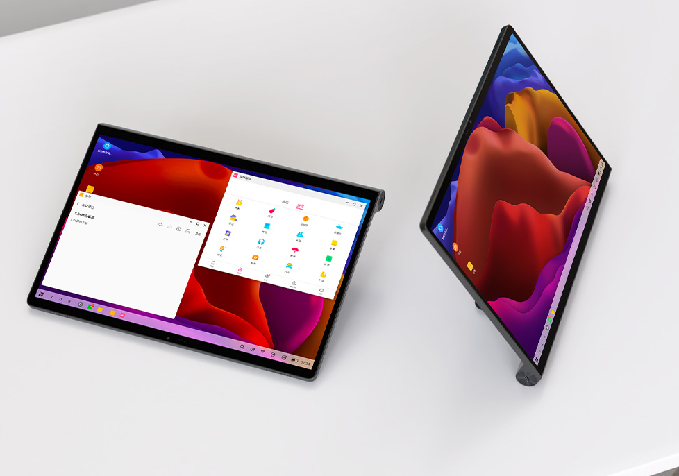 The Lenovo Yoga Pad Pro is now official in China with a micro-HDMI port,  built-in kickstand, 16:10 display, and more - NotebookCheck.net News