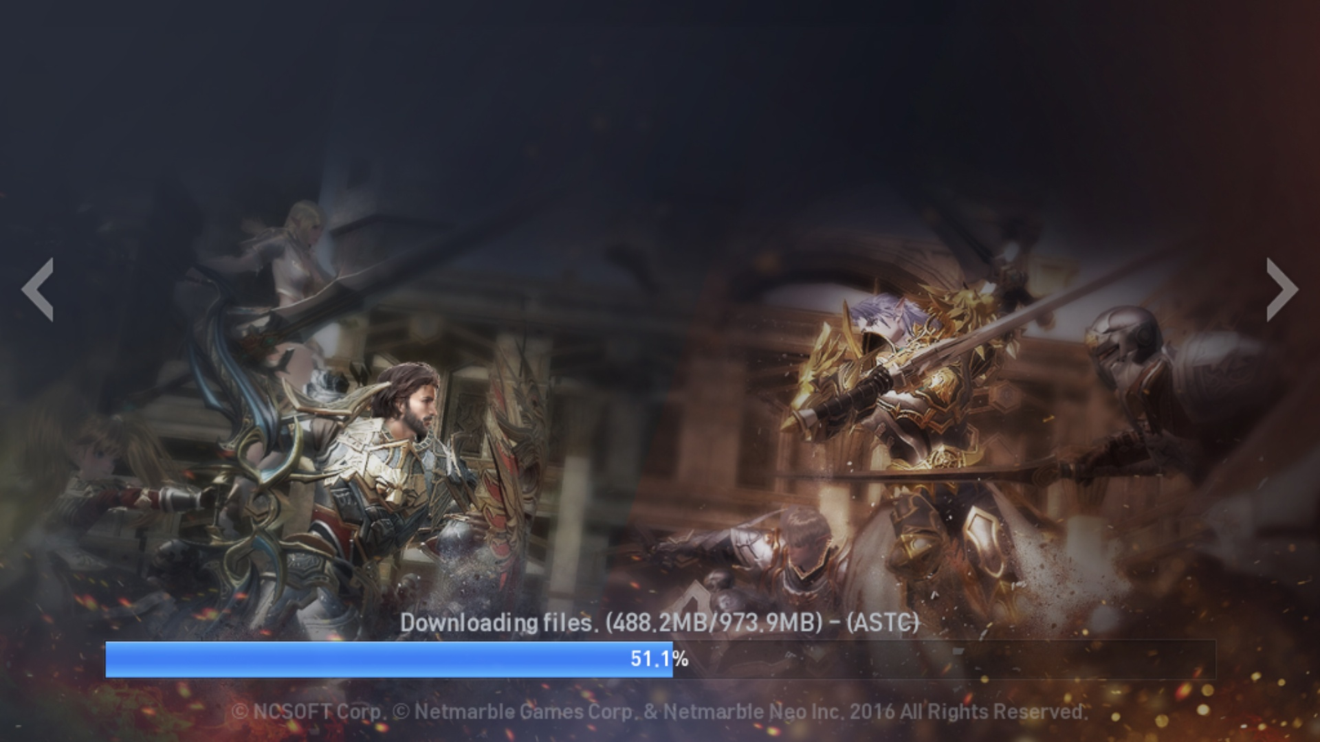 Lineage 2: Revolution hits Europe and North America