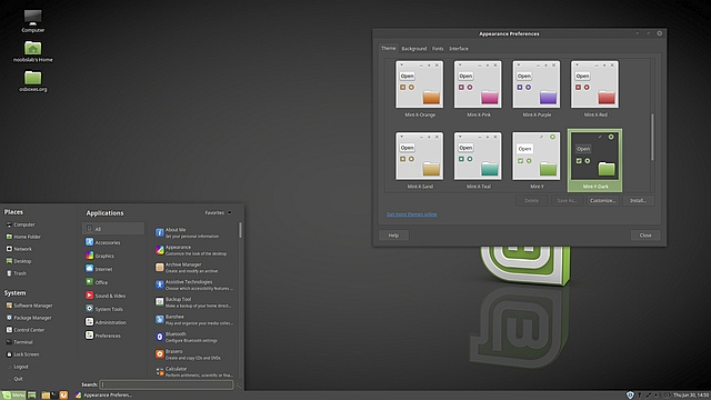 Linux Mint 18 2 Now Official Notebookcheck Net News