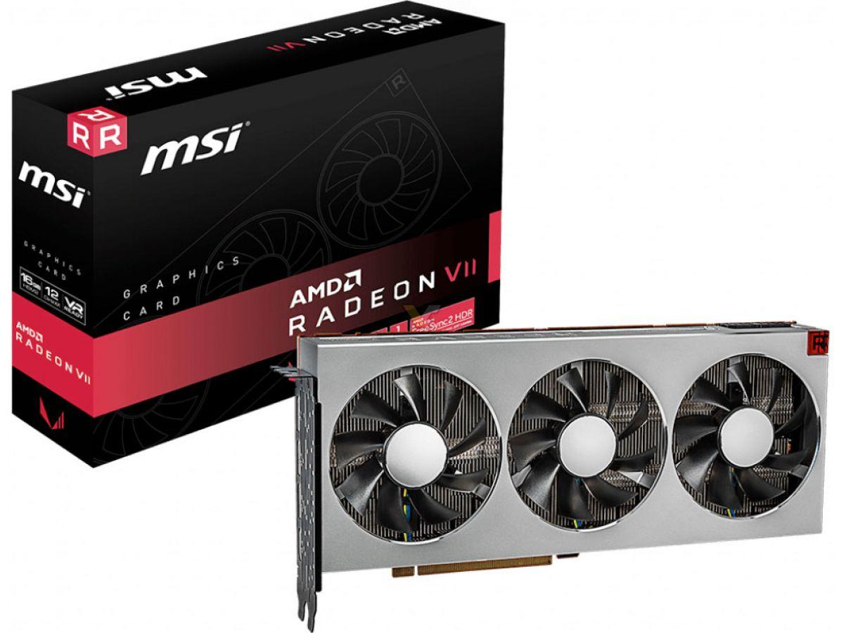 Radeon 7 Vs 980ti