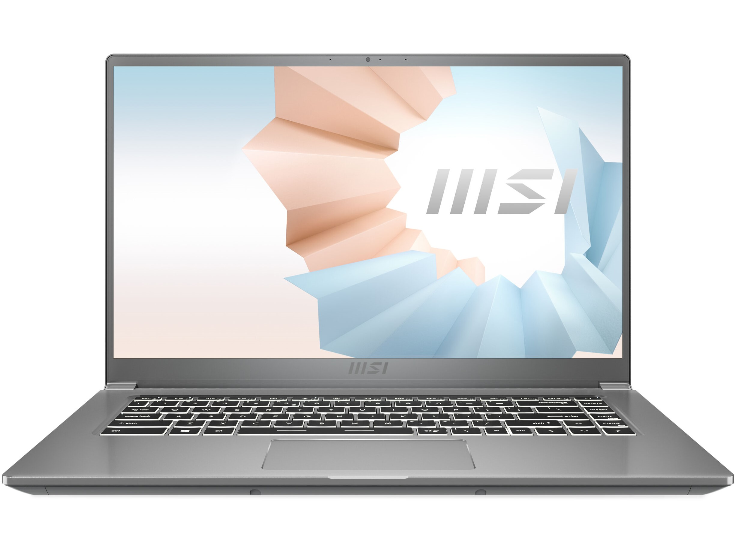MSI Modern 15 A11M: Updated office laptop - NotebookCheck.net Reviews
