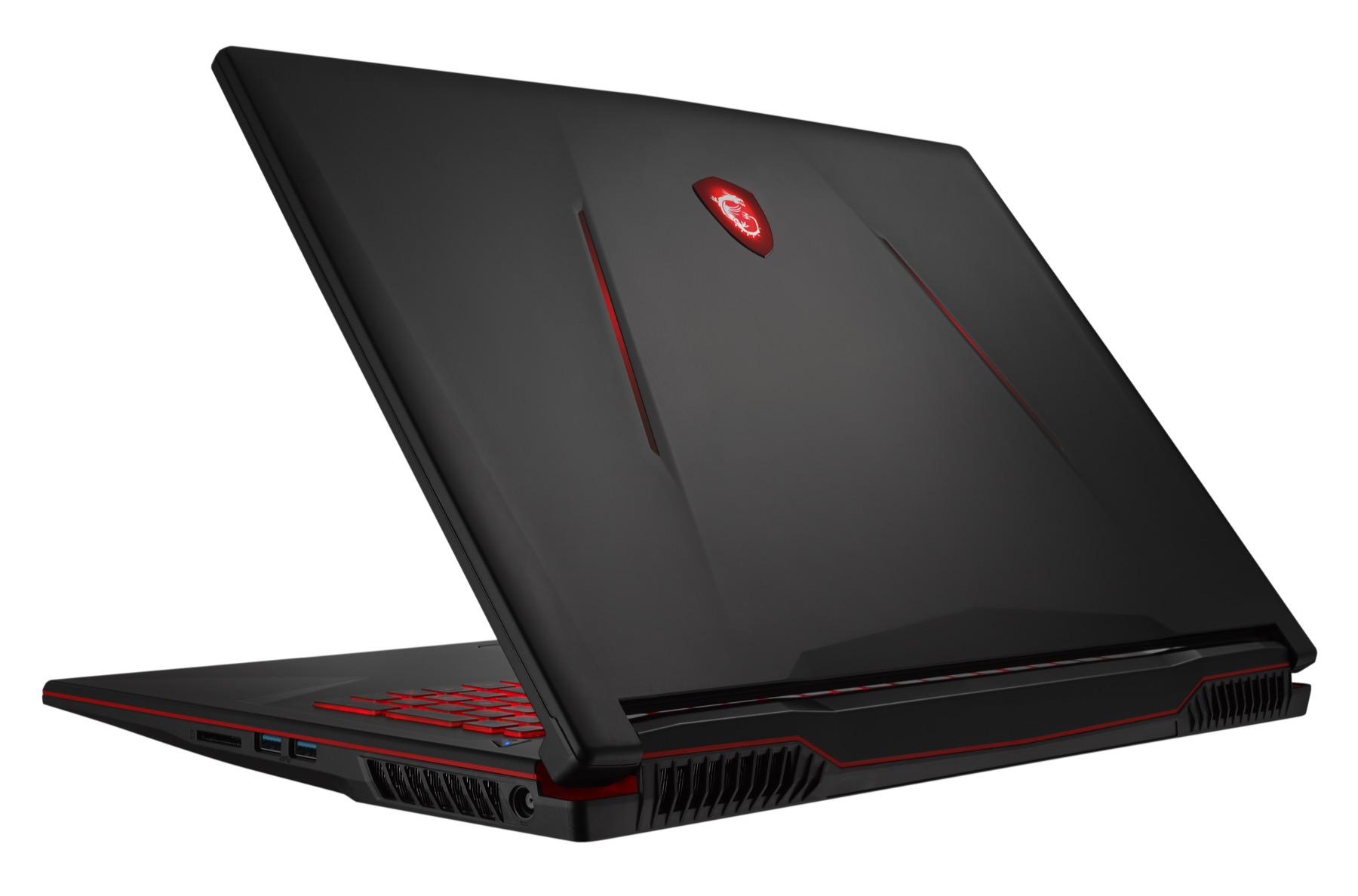 The Msi Gl73 63 Budget Gaming Laptops Are Powered By The