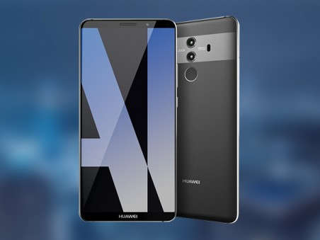Huawei Mate 10 Pro heading to the US under the AT&T umbrella