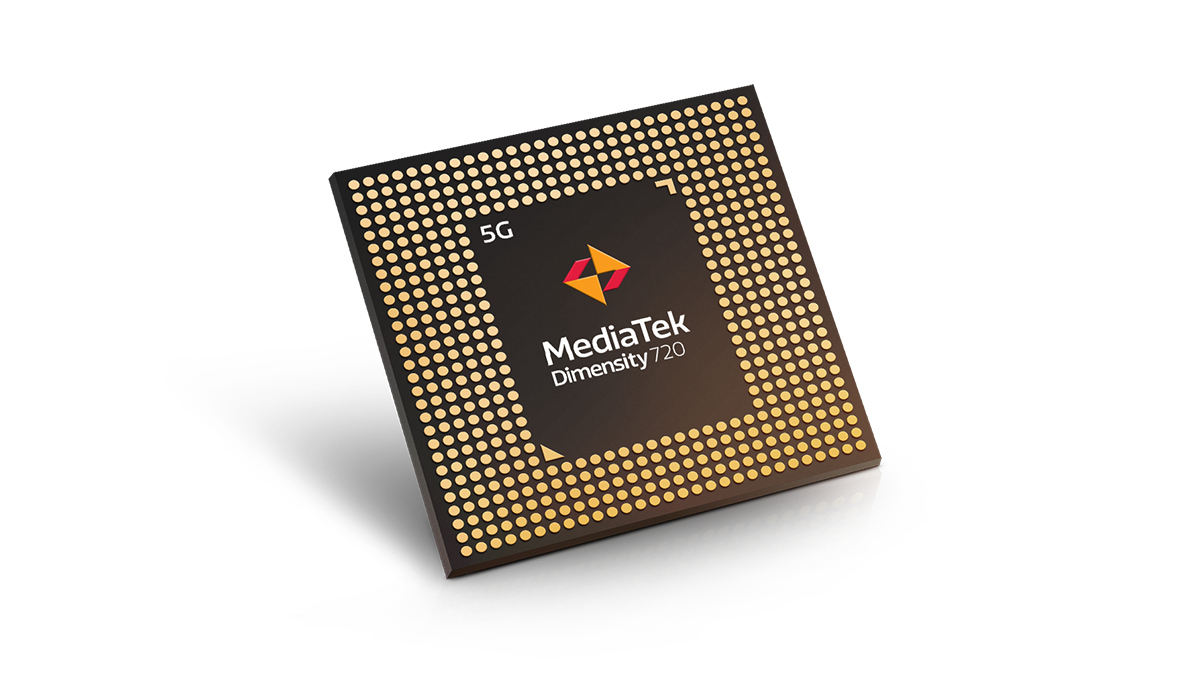 MediaTek announces the Dimenisty 720 - another 5G chipset for the masses