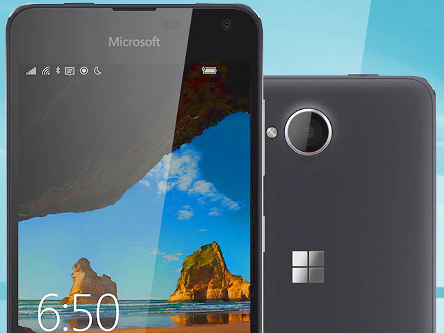 Amazon gets timed exclusive launch of Microsoft Lumia 650 ...