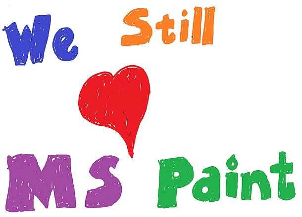Microsoft says Paint is 'here to stay' after outpouring of support