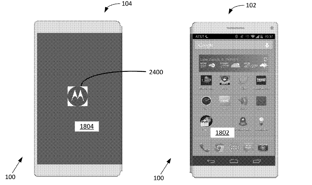 Google and Motorola could be working on foldable phone with