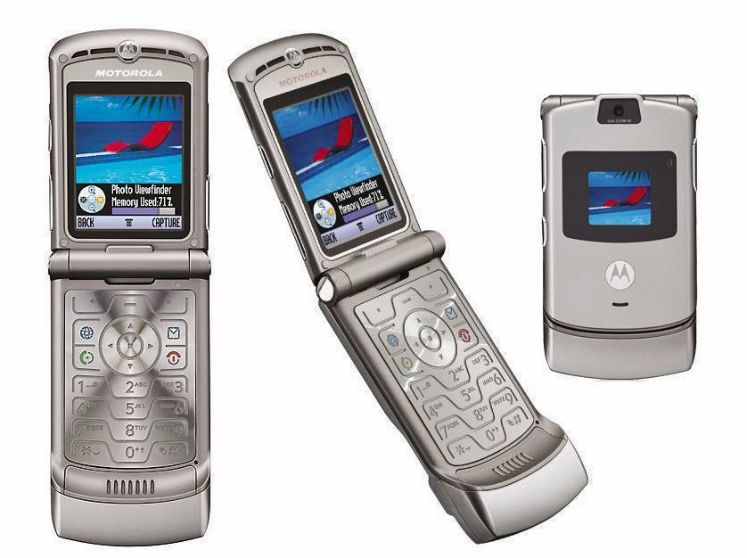 The legendary Motorola Razr series might return with a ...