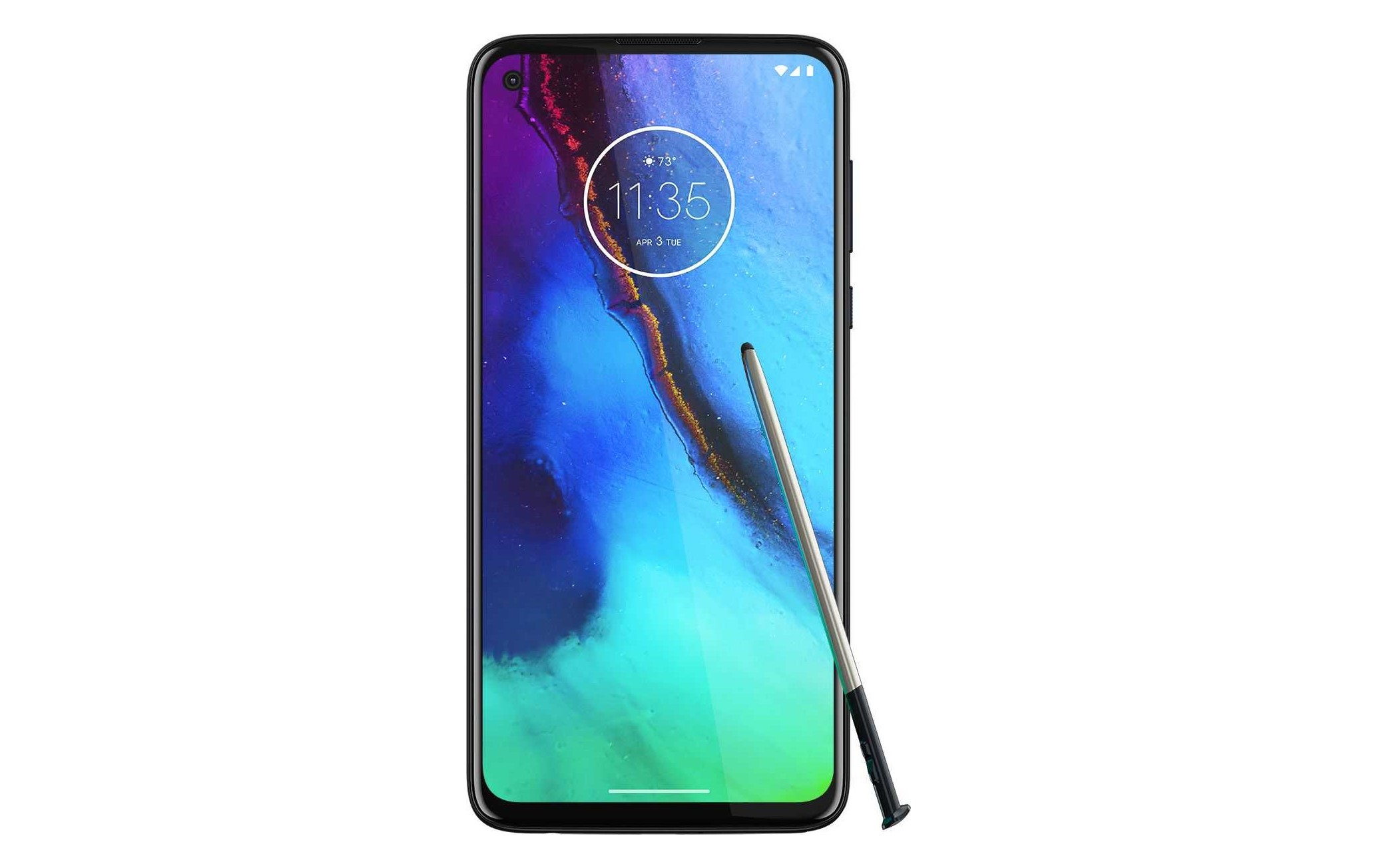 New renders point to a 2020 Motorola device with a stylus - Notebookcheck.net