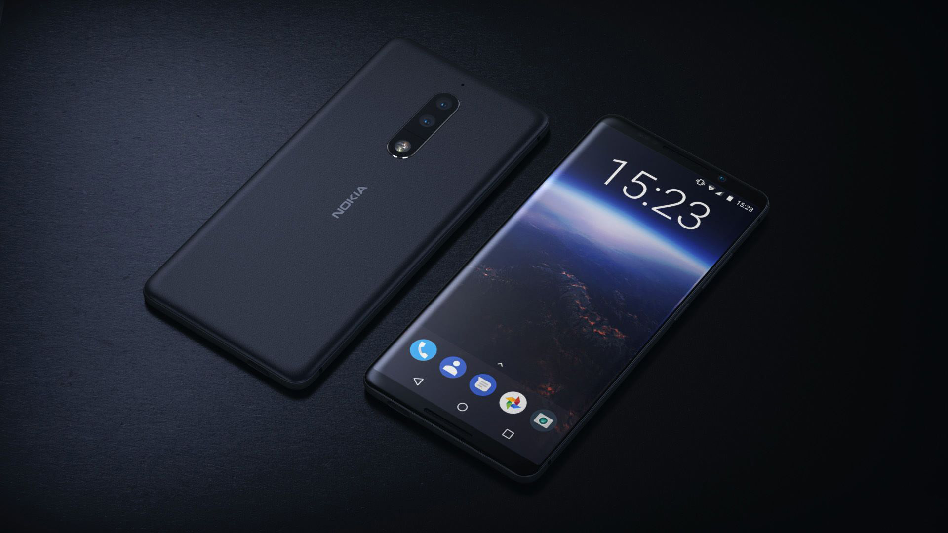 Nokia 7.1 Plus (X7) leaked render shows off notch, dual camera