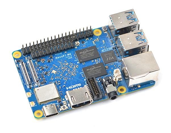 FriendlyElec NanoPi M4V2: Powerful Raspberry Pi ...