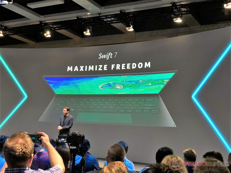 Neues Acer Swift7 kommt 201956