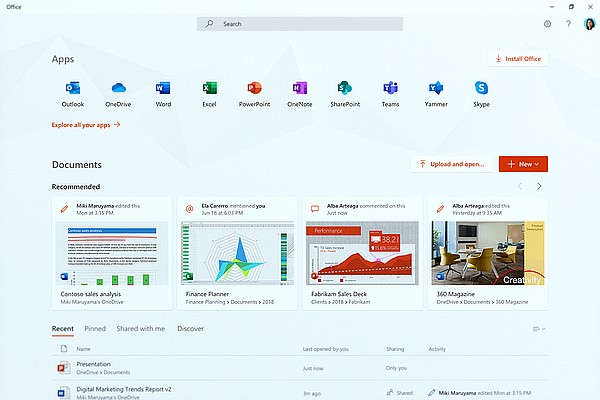 Microsoft will soon launch the Office app for Windows 10