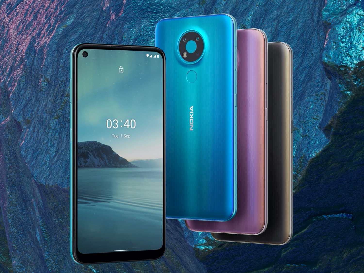 Hmd Global Launches The Nokia 2 4 Nokia 3 4 And Nokia 8 3 Globally Notebookcheck Net News
