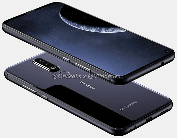 Rumor: Nokia 6.2 with a punch-hole display & Snapdragon 632 coming soon
