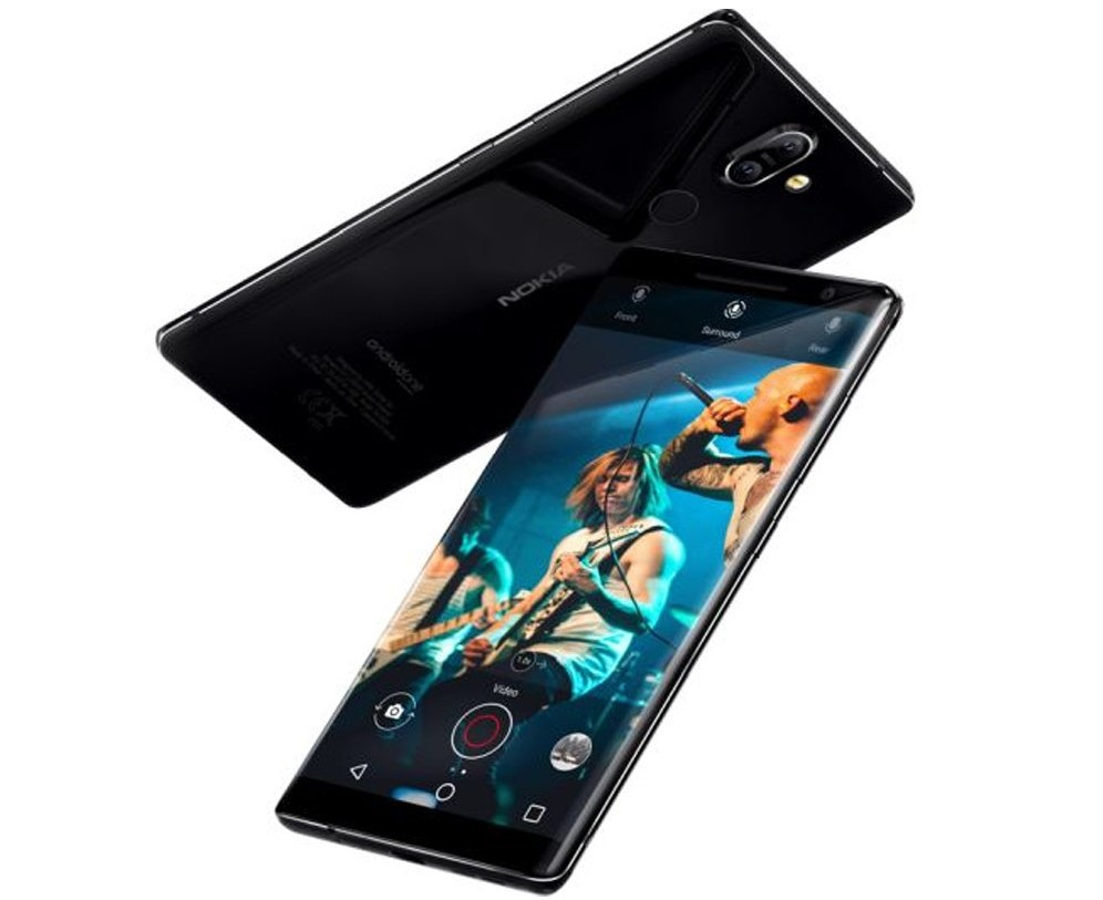 HMD Global releases Android 10 update for Nokia 8 Sirocco