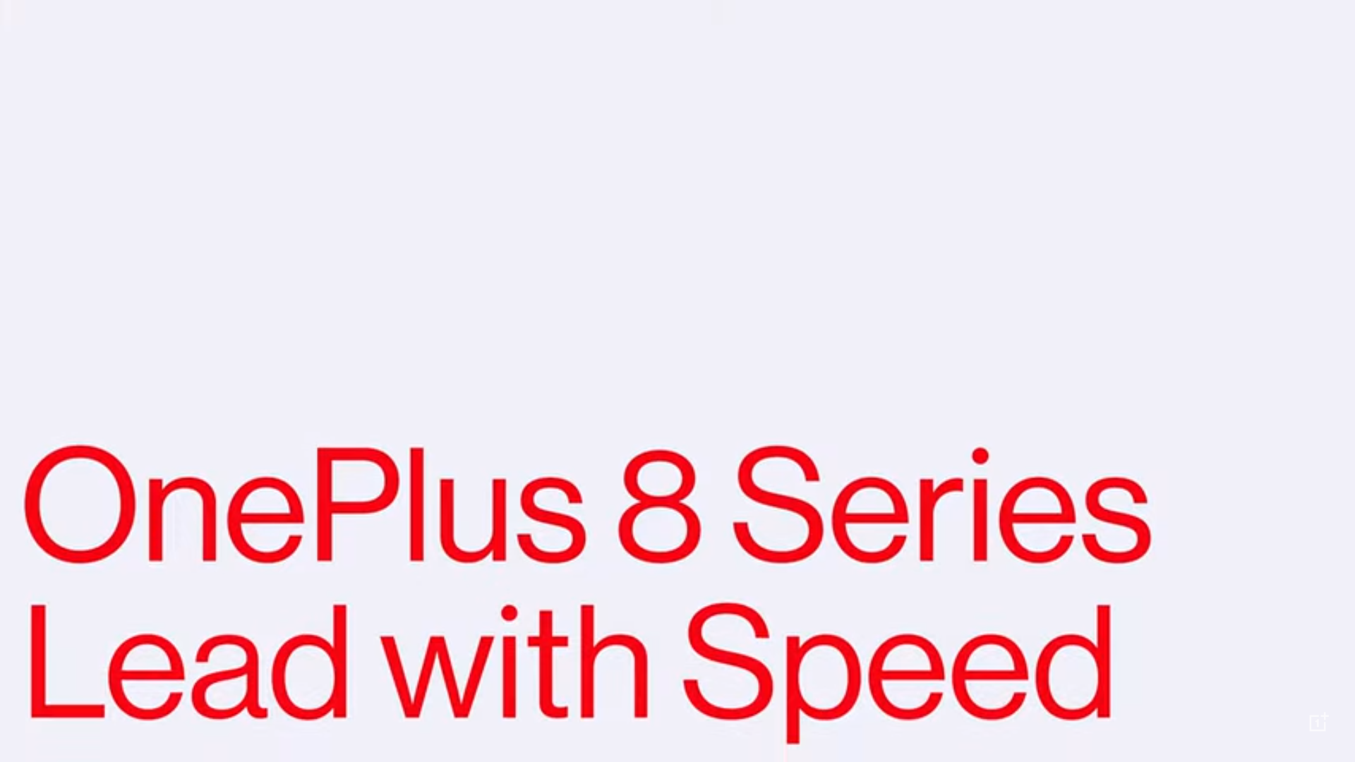 Oneplus Confirms An April 2020 Launch For The 8 Series