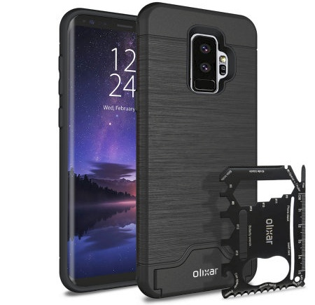 gear 4 samsung s9 plus case