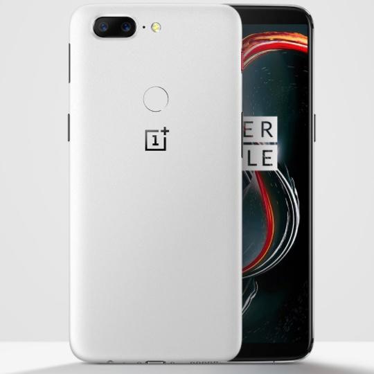 OnePlus 5T Sandstone White coming next week ...