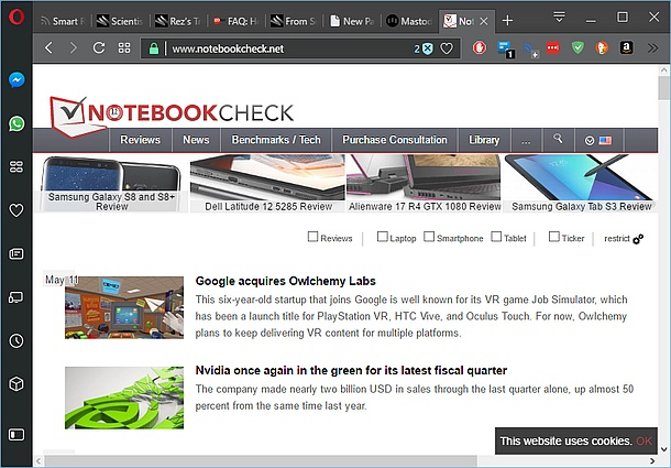 Opera Reborn browser now available for download