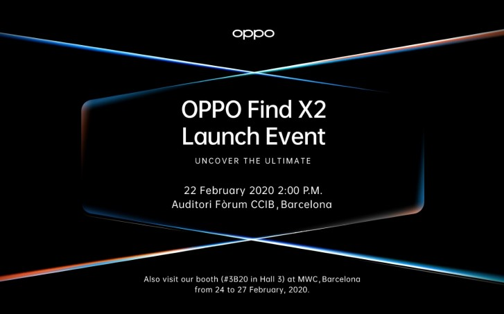 The new OPPO press invite. (Source: OPPO)