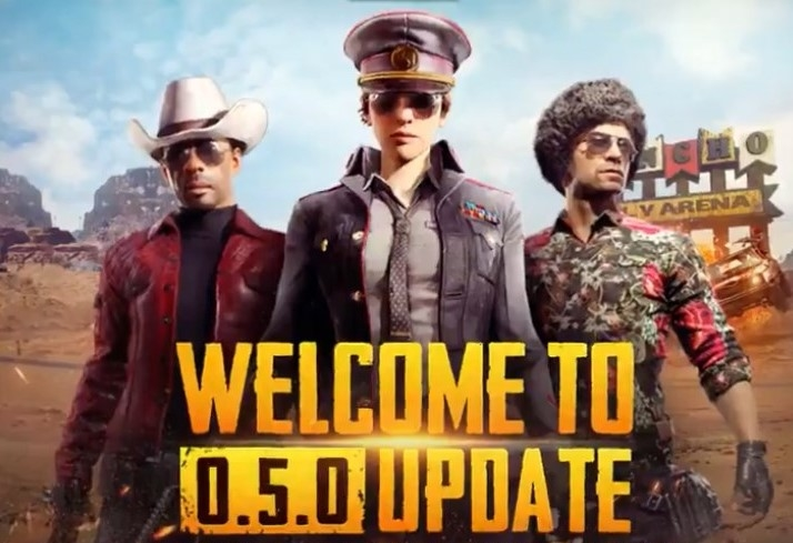 PUBG Mobile update introduces the Miramar map